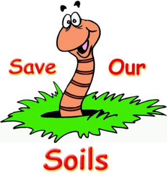 Image result for beneficial soil organisms cartoon